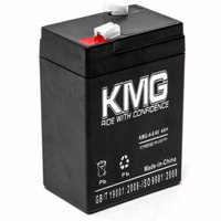 KMG 6V 4Ah Replacement Battery for Hi Light 3901 High Lites 3921 TES
