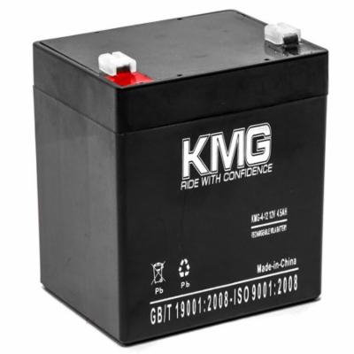 KMG 12V 4.5Ah Replacement Battery for Technacell 80018 M18 M18018 M19