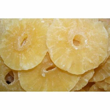 BAYSIDE CANDY DRIED PINEAPPLE RINGS, 2LBS