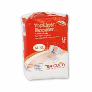 Tranquility Topliner Booster Contour - 60 Count