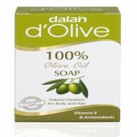 d'Olive Olive Oil Bar Soap (Total 4 bars) 5.3 oz x 4 bars