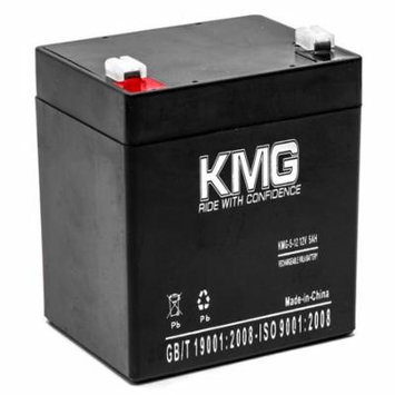 KMG 12V 5Ah Replacement Battery for SBS S1242