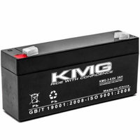 KMG 6V 3 Ah Replacement Battery for Siemens 341 341R 933
