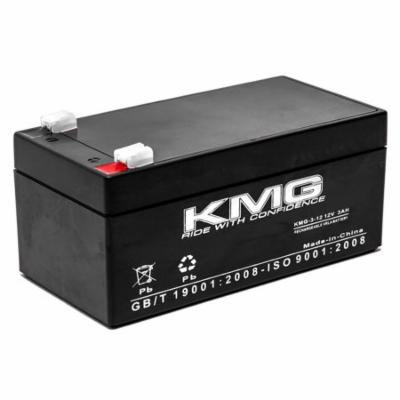 KMG 12V 3Ah Replacement Battery for Spacelabs Medical MEDIA ANALYZER