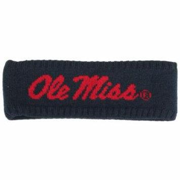 Mississippi Ole Miss Rebels Zephyr Women's Knit Headband