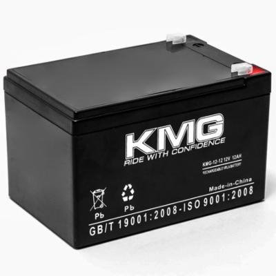 KMG 12V 12Ah Replacement Battery for Mk Battery B00621 ES12-12 ES14-12