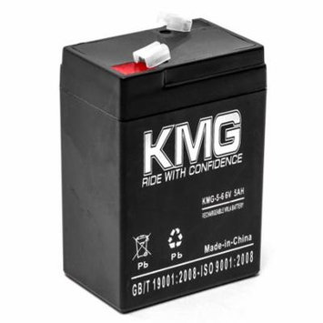 KMG 6V 5Ah Replacement Battery for CSB/Prism