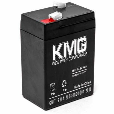 KMG 6V 4Ah Replacement Battery for Light Alarms 2PG1/L9MHV 2RC1 2RCI