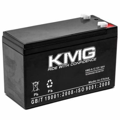 KMG 12V 8Ah Replacement Battery for Dual Lite 0120803 12-803
