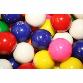 BAYSIDE CANDY DUBBLE BUBBLE 25mm or 1 inch GUMBALLS-1LBS (58 COUNT)
