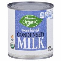 Wegmans Organic Sweetened Condensed Milk 14 oz.