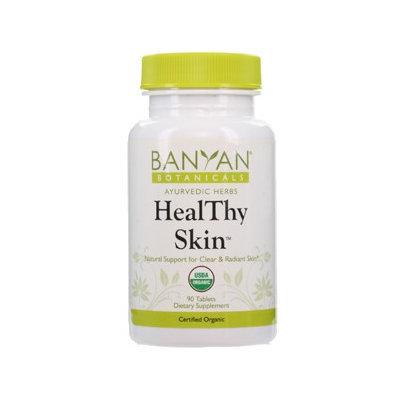 Banyan Botanicals - Organic HealThy Skin - 90 Tablets