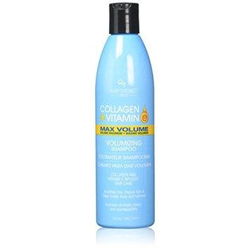 Hair Chemist Collagen & Vit E Max Volume Shampoo, 10 Ounce