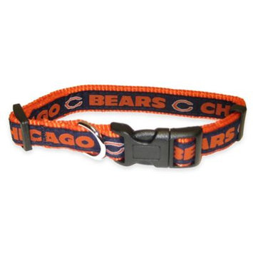 Pets First NFL Chicago Bears Pet Collar, Large