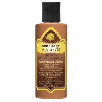 One N' Only Argan Oil Moist Shampoo 3 oz. (Pack of 6)