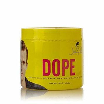 Johnny B Hair Gel Dope 16 Oz