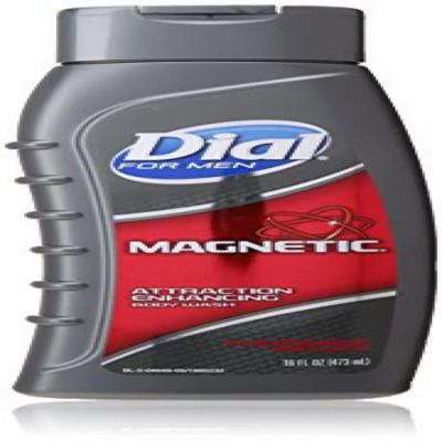 DIAL BODYWASH MAGNETIC CLEAN 16 OZ