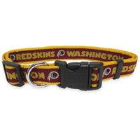 Pets First NFL Washington Redskins Pet Collar, Large