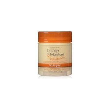 3 Pack - Neutrogena Triple Moisture Deep Recovery Hair Mask 6oz Each
