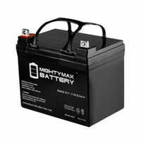 12V 35Ah CrossReference MK MU-1 33Ah UPS Rechargeable Battery