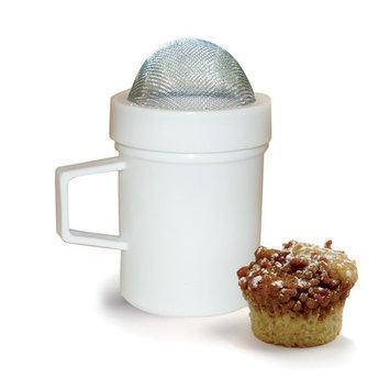 Norpro 8 Oz. White Flour And Sugar Shaker (199)