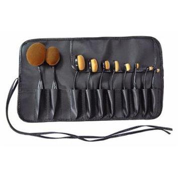 Cameo Pro Makeup Oval Brush Set