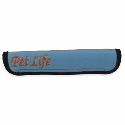 Pet Lift Pet Life Extreme-Neoprene Joint Protective Reflective Pet Sleeves - Sky Blue - Large
