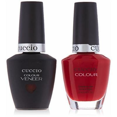Cuccio Matchmakers Red Eye to Shanghai Kit Nail Polish