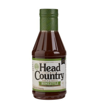 Head Country Homestyle BBQ Sauce