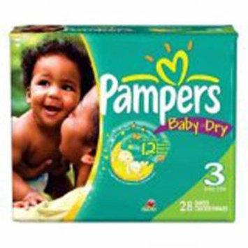 Cardinal Pampers Diaper - 45217-CS - 112 Each / Case
