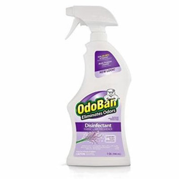 OdoBan 32 OZ Ready-to-Use Lavender Disinfectant Firic and Air Freshener