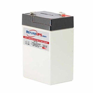LightAlarms 2Rc1 - Brand New Compatible Replacement Battery