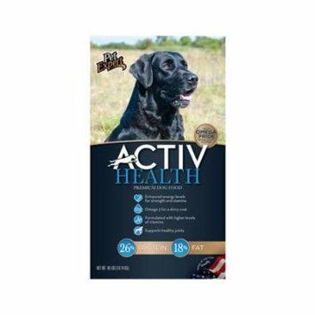 Sunshine Mills 01845 Dry Dog Food, Active Health, 40-Lbs.