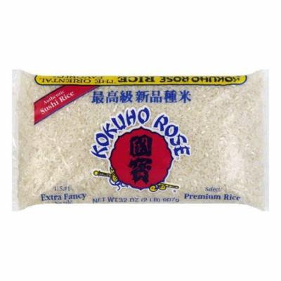 Kokuho Rose Premium Rice, 2 LB (Pack of 12)