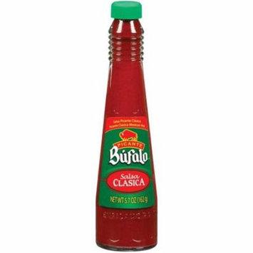 Bufalo Pite Salsa Clasica Hot Mexi Hot Sauce 5.7 Oz (Pack of 24)