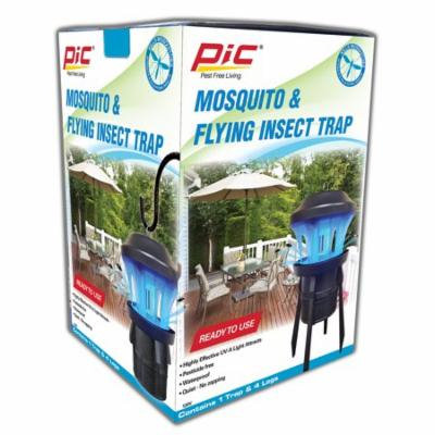 PIC E-TRAP 120 Volt Electronic Mosquito & Flying Insect Trap
