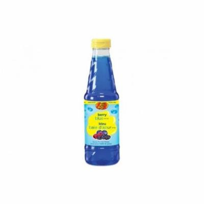 Jelly Belly Berry Blue Sugarfree Syrup, 16-Ounce