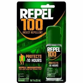 5 Pack - Repel 100% Deet Insect Repellent 1 oz Pump Spray Each