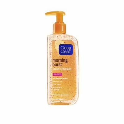 6 Pack - Clean & Clear® Morning Burst® Facial Cleanser - 8 Fl Oz Each