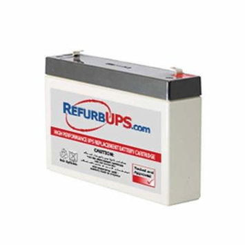 Dual Lite SL26117SP - Brand New Compatible Replacement Battery