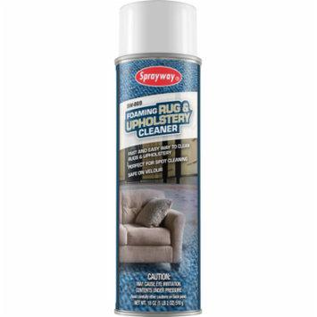 Sprayway 869 Foaming Rug & Upholstery Cleaner 18 oz