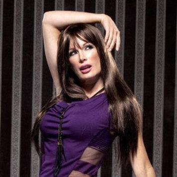 Blush Jewel Fantasy Style Synthetic Wig - Chocolate