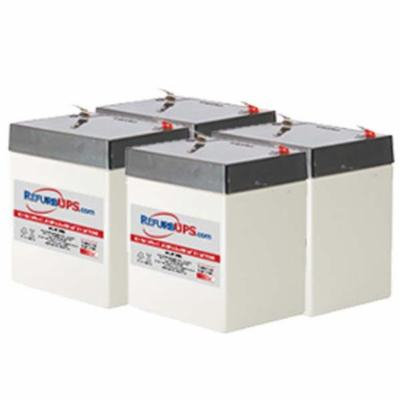 ONeAc ON1000XAU-SN - Brand New Compatible Replacement Battery Kit