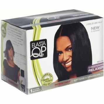 Elasta QP No-Lye Relaxer Kit - Resist New Kit (Pack of 2)