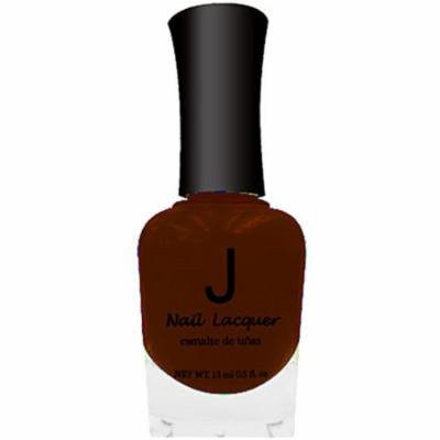 J Nail Polish - #047 French Wine 6-Count (Pack of 2)