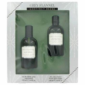 Gift Set -- 4 oz Eau De Toilette Spray + 4 oz After Shave
