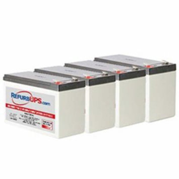CyberPower RB1290X4C - Brand New Compatible Replacement Battery Kit