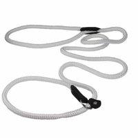 Dogs My Love Nylon Rope Slip Dog Lead Adjustable Collar and Leash 6ft Long (Medium: 3/8