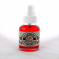 BluntPower 1 oz Glass Bottle Oil Based Concentrated Air Freshener & Oil Burner, CANTALOUPE