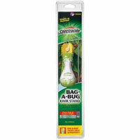 2 Pack Spectracide Bag-a-Bug Kwik Stand for Japanese Beetle Traps